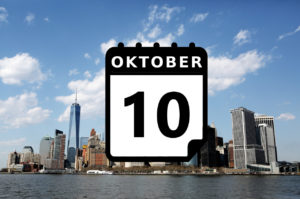 Where's hot in October? - Preview