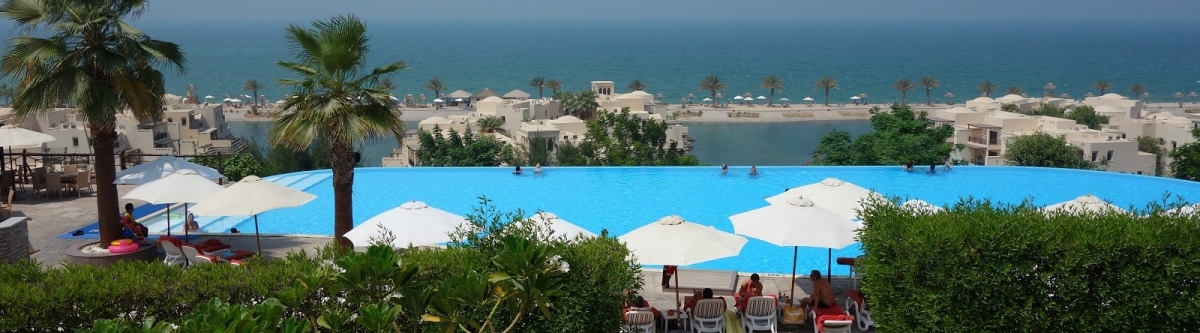 Ras Al Khaimah Panorama Cove Rotana (Alexander Mirschel)  Copyright  License Information available under 'Proof of Image Sources'