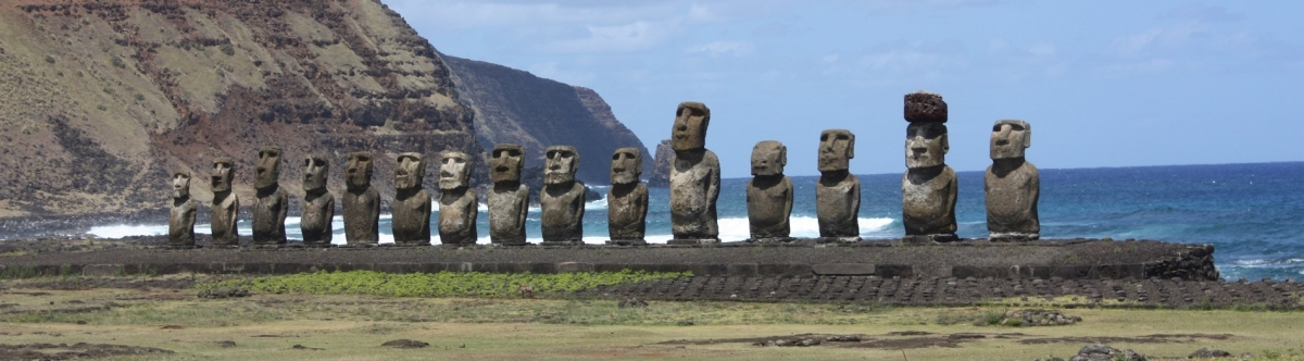 Easter Island, Ahu Tongariki (Arian Zwegers)  [flickr.com]  CC BY  License Information available under 'Proof of Image Sources'