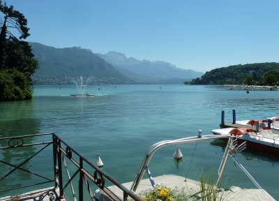Lac d\\\'Annecy (Jussarian)  [flickr.com]  CC BY-SA  License Information available under 'Proof of Image Sources'