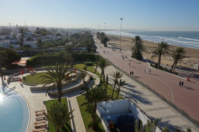 Promenade von Agadir (Alexander Mirschel)  Copyright  License Information available under 'Proof of Image Sources'