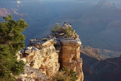 Grand Canyon South Rim (Alexander Mirschel)  Copyright  License Information available under 'Proof of Image Sources'