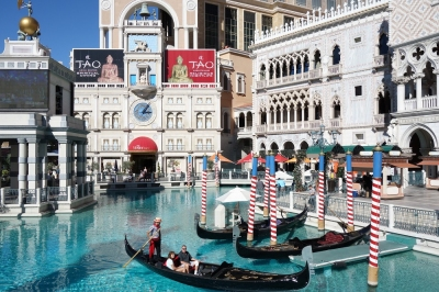 The Venetian Las Vegas (Alexander Mirschel)  Copyright  License Information available under 'Proof of Image Sources'