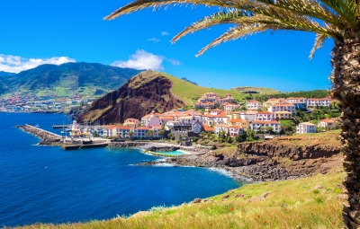 Quinta de Lorde resort Madeira (cristianbalate /stock.adobe.com)  lizenziertes Stockfoto  License Information available under 'Proof of Image Sources'