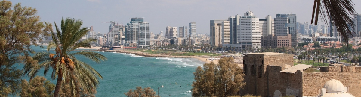 Panorama Tel Aviv (Alexander Mirschel)  Copyright  License Information available under 'Proof of Image Sources'