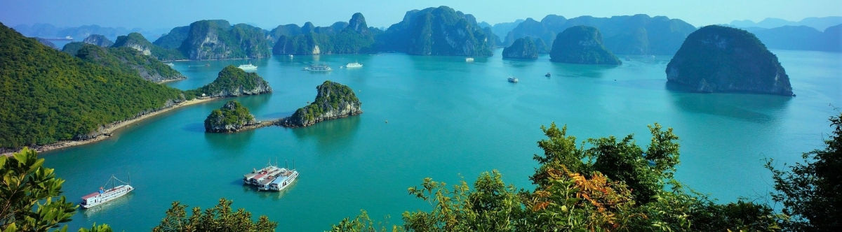 Ha Long Bay Vietnam (Public Domain)  Public Domain  License Information available under 'Proof of Image Sources'