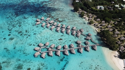 Moorea Aerial Drone View (Alexander Mirschel)  Copyright  License Information available under 'Proof of Image Sources'