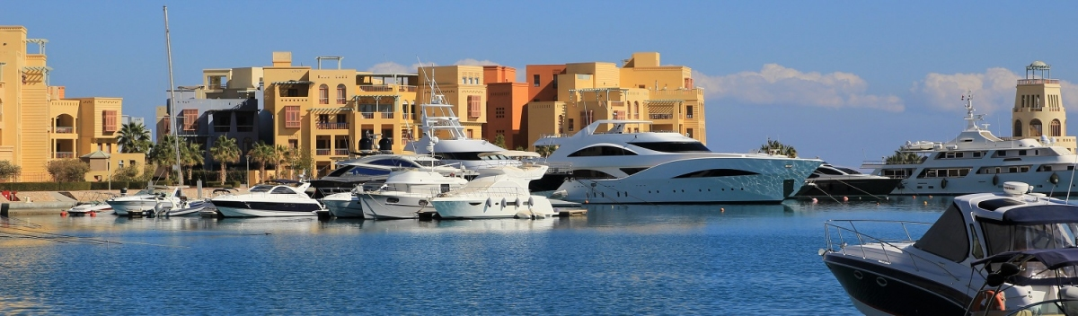 El Gouna am Roten Meer (Public Domain / Pixabay)  Public Domain  License Information available under 'Proof of Image Sources'