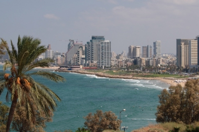 Tel Aviv View Jaffa (Alexander Mirschel)  Copyright  License Information available under 'Proof of Image Sources'