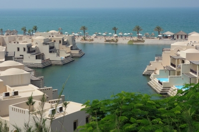 The Cove Rotana Resort Ras Al Khaimah (Alexander Mirschel)  Copyright  License Information available under 'Proof of Image Sources'