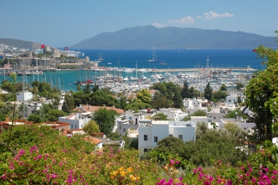 Climate Information Bodrum
