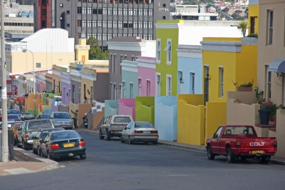 Bo-Kaap District (Malay Quarter) (Brian Snelson)  [flickr.com]  CC BY  License Information available under 'Proof of Image Sources'