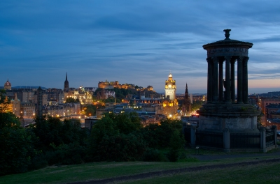 Preview: Best Time to Travel Edinburgh