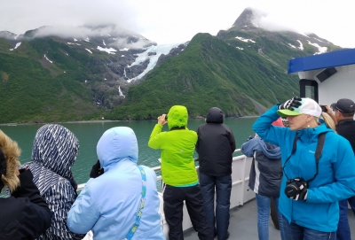 cell phone Galaxy S7 - Prince William Sound glacier cruise Alaska (C Watts)  [flickr.com]  CC BY  License Information available under 'Proof of Image Sources'