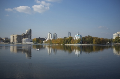 Ekaterinburg (Aleksandr Zykov)  [flickr.com]  CC BY-SA  License Information available under 'Proof of Image Sources'