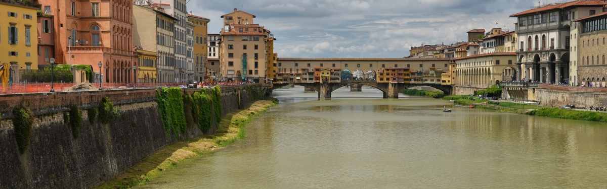 Florence - Ponte Vecchio (Patrick S.)  [flickr.com]  CC BY  License Information available under 'Proof of Image Sources'