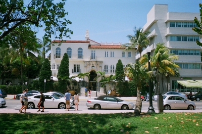Gianni Versace Mansion South Beach (Phillip Pessar)  [flickr.com]  CC BY  License Information available under 'Proof of Image Sources'
