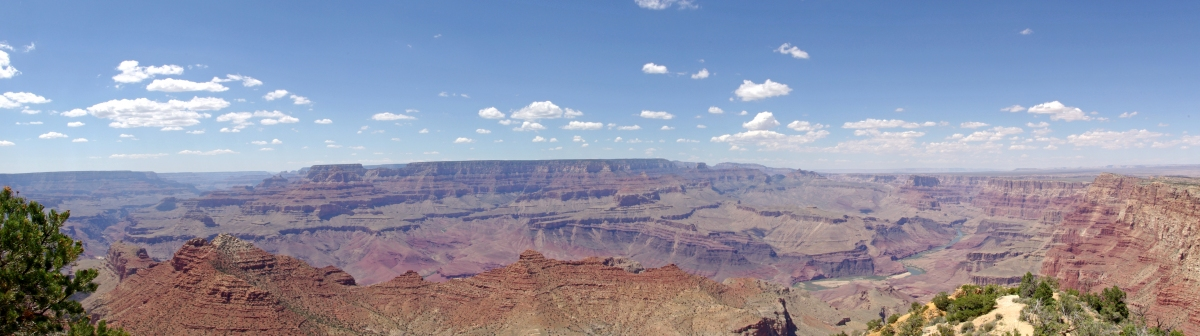 Grand Canyon Panorama (IvyMike)  [flickr.com]  CC BY  License Information available under 'Proof of Image Sources'