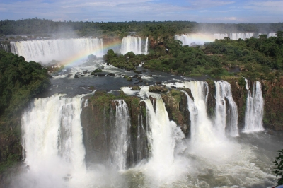 Iguaçu Falls (Arian Zwegers)  [flickr.com]  CC BY  License Information available under 'Proof of Image Sources'