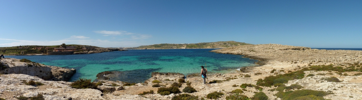 Island Comino Malta (Ronny Siegel)  [flickr.com]  CC BY  License Information available under 'Proof of Image Sources'