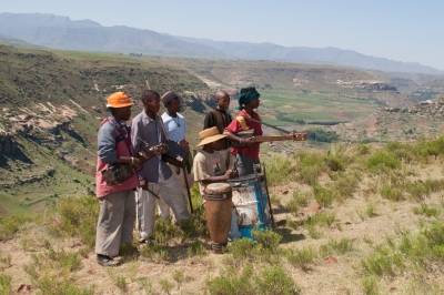 Malealea Band, Lesotho (Di Jones)  [flickr.com]  CC BY  License Information available under 'Proof of Image Sources'