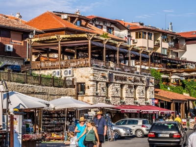 Nessebar, Bulgaria (Sergey Galyonkin)  [flickr.com]  CC BY-SA  License Information available under 'Proof of Image Sources'