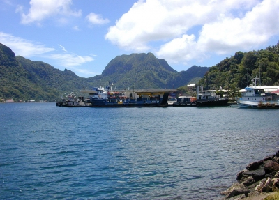 Pago Pago Harbor (eutrophication&hypoxia)  [flickr.com]  CC BY  License Information available under 'Proof of Image Sources'