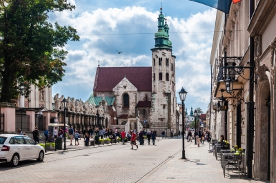 Preview: Best Time to Travel Krakow
