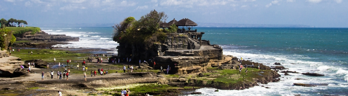 Pura Tanah Lot (Antonia)  [flickr.com]  CC BY-SA  License Information available under 'Proof of Image Sources'