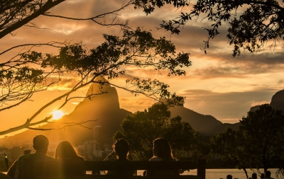 Rio de Janeiro - Brazil - Sunset (Sam valadi)  [flickr.com]  CC BY  License Information available under 'Proof of Image Sources'