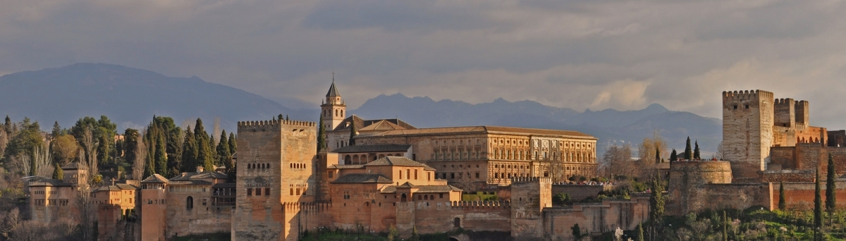 Spain - Andalucia - Granada - view of Alhambra (Harshil Shah)  [flickr.com]  CC BY-ND  License Information available under 'Proof of Image Sources'