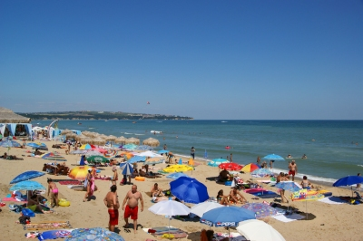 The beach in Obzor (AP4H6962 1PP) (Alexandru Panoiu)  [flickr.com]  CC BY  License Information available under 'Proof of Image Sources'