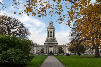 The Campanile of Trinity College (Nico Kaiser)  [flickr.com]  CC BY  License Information available under 'Proof of Image Sources'