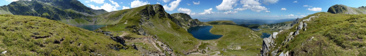 The Seven Rila Lakes (Erwan Martin)  [flickr.com]  CC BY  License Information available under 'Proof of Image Sources'